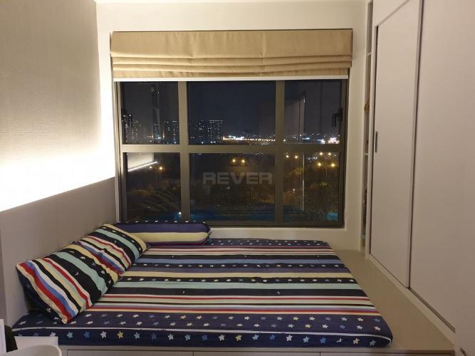 Phòng ngủ căn hộ The Sun Avenue, Quận 2 Căn hộ tầng 7 The Sun Avenue bàn giao đầy đủ nội thất tiện nghi.