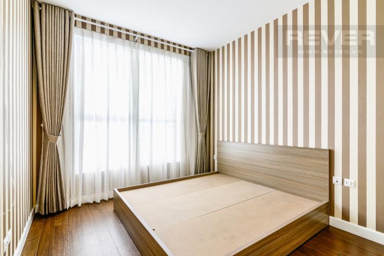 Phòng Ngủ 1 Căn hộ Prince Residence 2 phòng ngủ tầng trung P1 nội thất đầy đủ