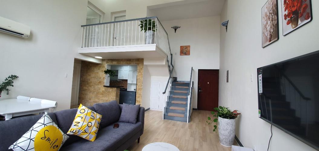 Bán căn hộ view công viên - chung cư Mỹ Cảnh Phú Mỹ Hưng, 2 phòng ngủ, diện tích 96m2, đầy đủ nội thất.