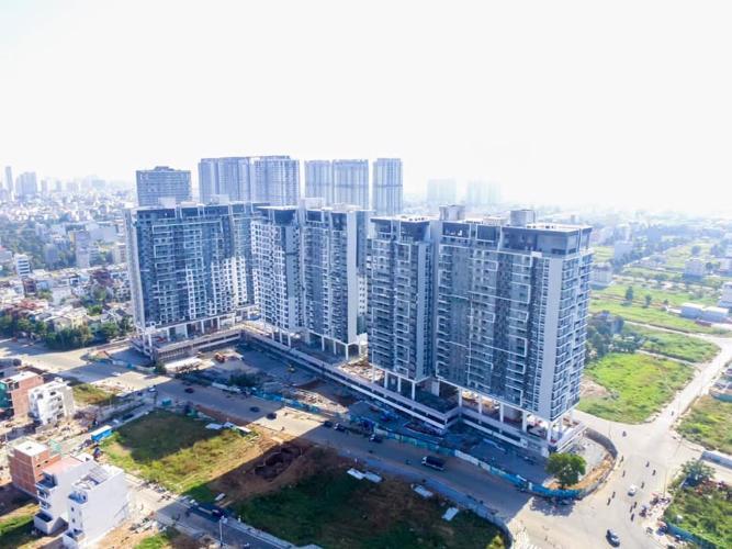 Bán căn hộ One Verandah 2PN, tầng 17, không có nội thất, ban công Đông Nam