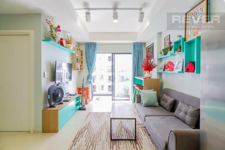 Căn hộ tầng cao đầy đủ nội thất M-One Nam Sài Gòn