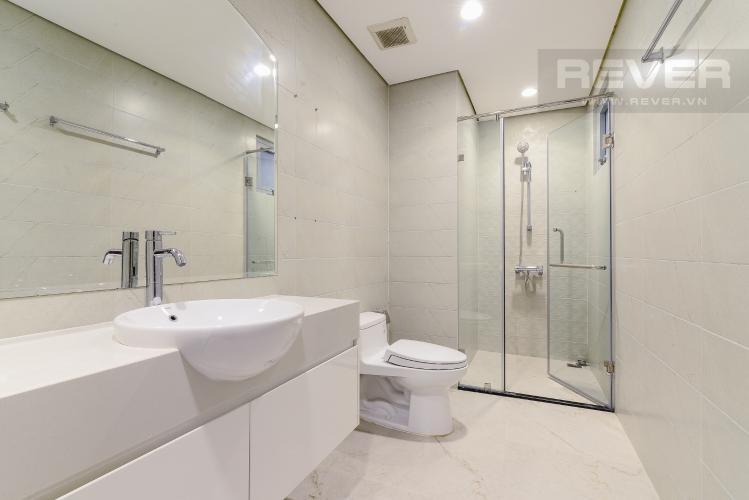 Phòng Tắm 1 Căn hộ Vinhomes Central Park 3 phòng ngủ tầng cao Central 1