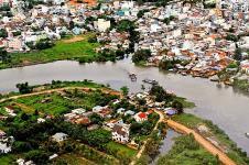 Đất nền quận 12 tăng trưởng nhờ cầu An Phú Đông nối quận 12 - Gò Vấp