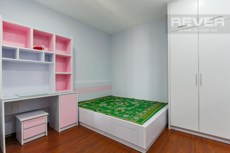 Phòng Ngủ 2 Căn hộ The Gold View 2 phòng ngủ tầng trung A3 nội thất đầy đủ
