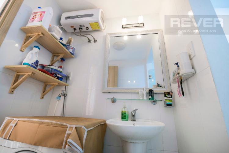 Toilet Căn hộ Homyland 2 tầng cao 2 phòng ngủ đầy đủ nội thất
