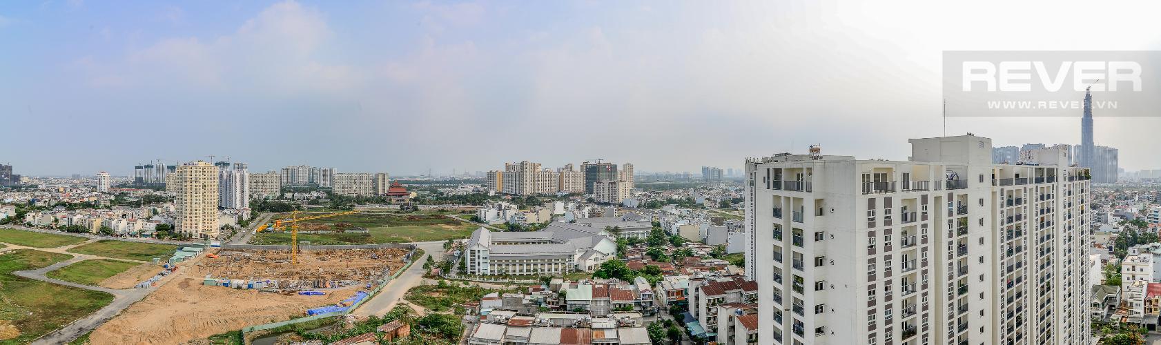 View Penthouse Chung cư Bộ Công An 3 phòng ngủ tầng cao nội thất đầy đủ