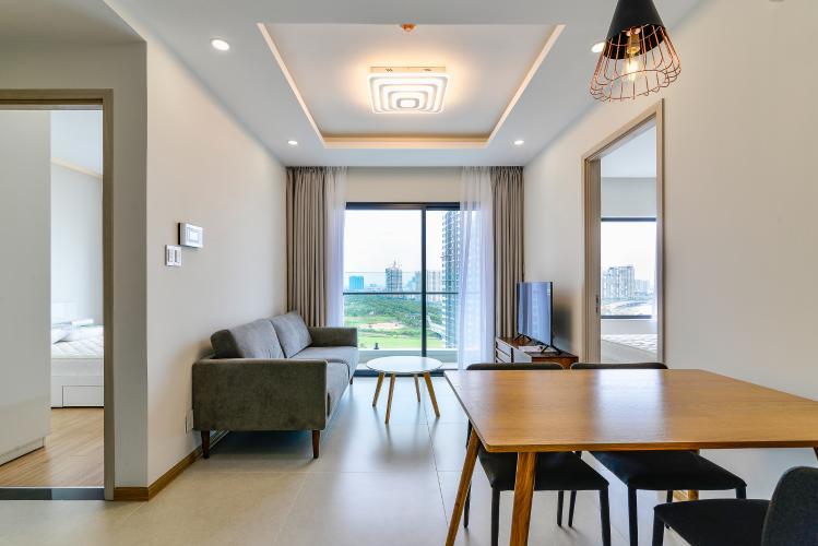 Cho thuê căn hộ New City Thủ Thiêm 2PN, đầy đủ nội thất, view hồ bơi