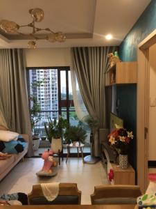 Bán căn hộ New City Thủ Thiêm 2 phòng ngủ, tháp Venice, đầy đủ nội thất, hướng Tây Nam