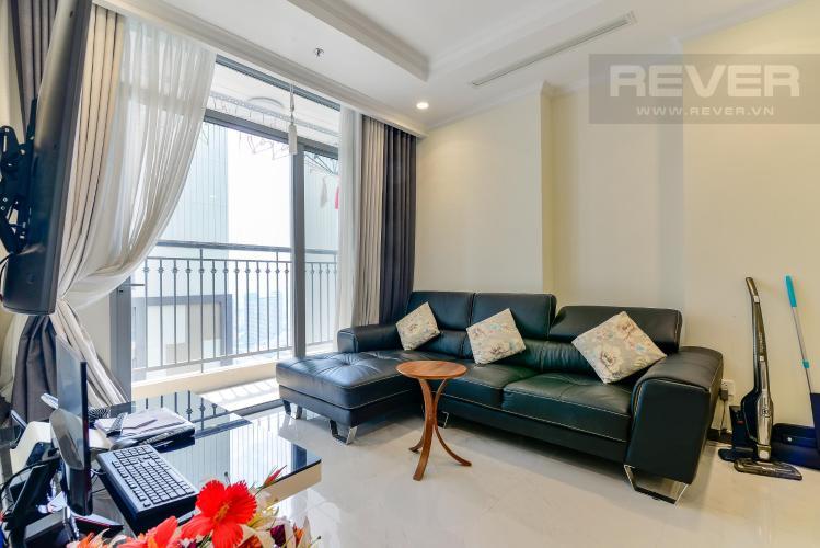 0d07fcc82669c1379878 Bán căn hộ Vinhomes Central Park 2PN, tầng cao, diện tích 79m2, đầy đủ nội thất, view thành phố