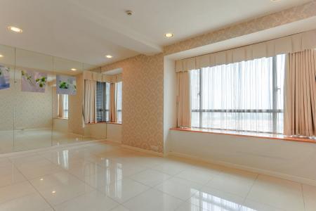 Căn hộ Sunrise City tầng thấp tháp V6 khu South, 2 phòng ngủ, nội thất cơ bản.