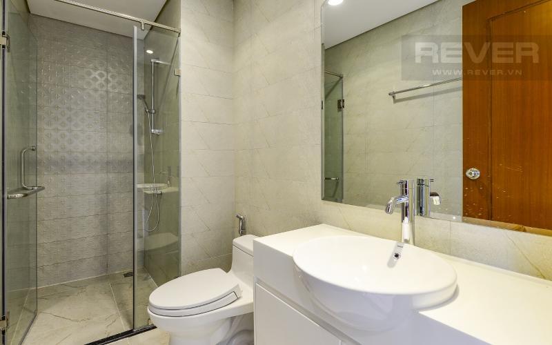 Phòng tắm Căn hộ Vinhomes Central Park tầng cao Landmark 2 view sông