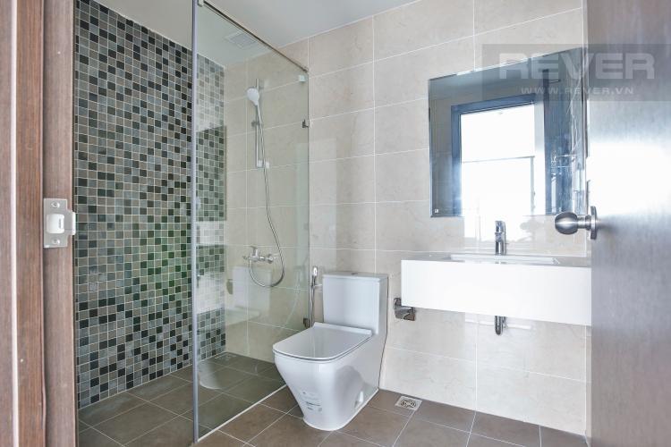 Toilet 2 Căn hộ The Tresor 2 phòng ngủ tầng cao TS1 hướng Đông Bắc
