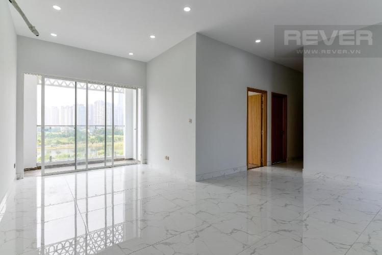 Cho thuê căn hộ Thủ Thiêm Lakeview 3PN, diện tích 120m2, nội thất cơ bản, view Landmark 81