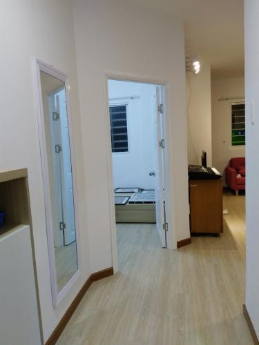 Phòng ngủ chung cư Mỹ Phước, Bình Thạnh Căn hộ chung cư Mỹ Phước tầng thấp, hướng Bắc, đầy đủ nội thất.