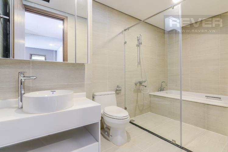 Phòng Tắm 2 Căn góc Vinhomes Central Park tầng cao Park 2 thiết kế đẹp, tiện nghi