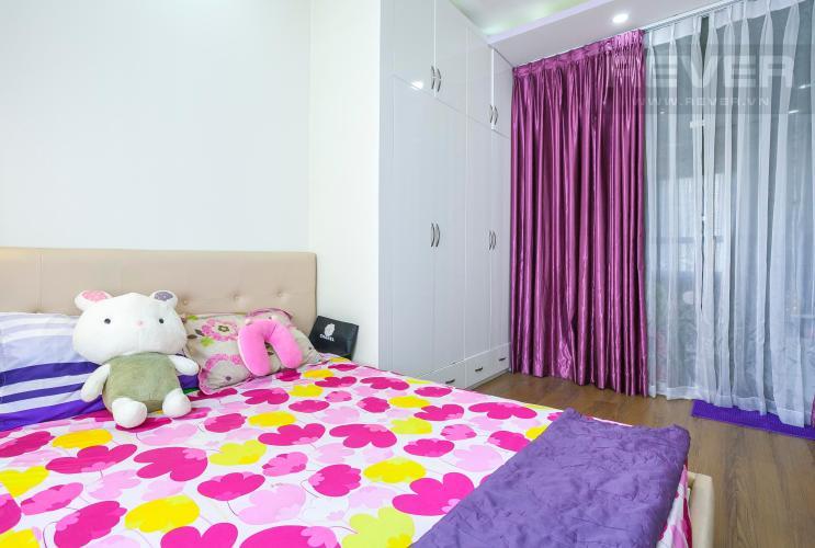 Phòng Ngủ Căn hộ Lexington Residence 1 phòng ngủ tầng trung LC nội thất đầy đủ