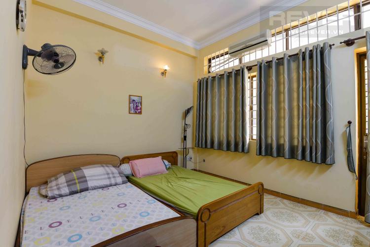 Phòng Ngủ 3 Cho thuê nhà đường Quốc Hương, 2 lầu 4PN 3WC, hướng Đông Bắc, đầy đủ nội thất