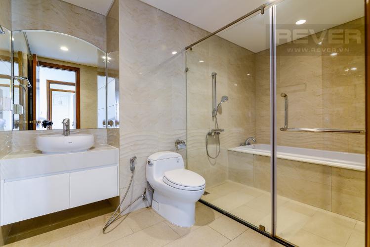 Phòng Tắm 2 Bán căn hộ Vinhomes Central Park 3PN tầng trung tháp C3, diện tích lớn 121m2, không gian yên tĩnh