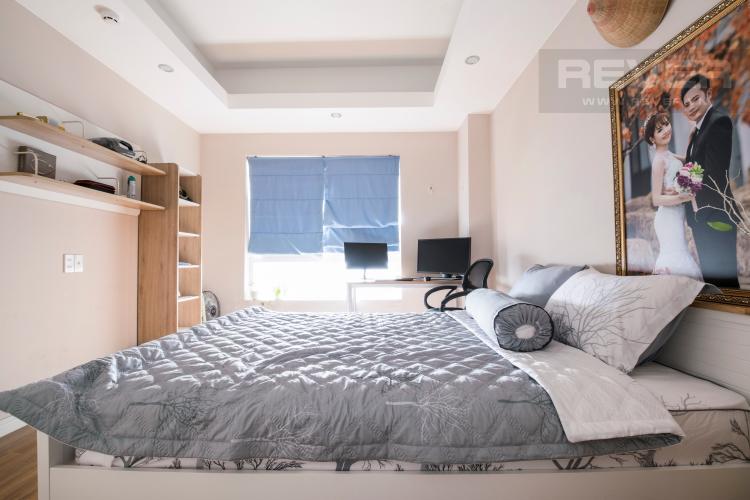 Phòng Ngủ 2 Căn hộ Homyland 2 tầng cao 2 phòng ngủ đầy đủ nội thất