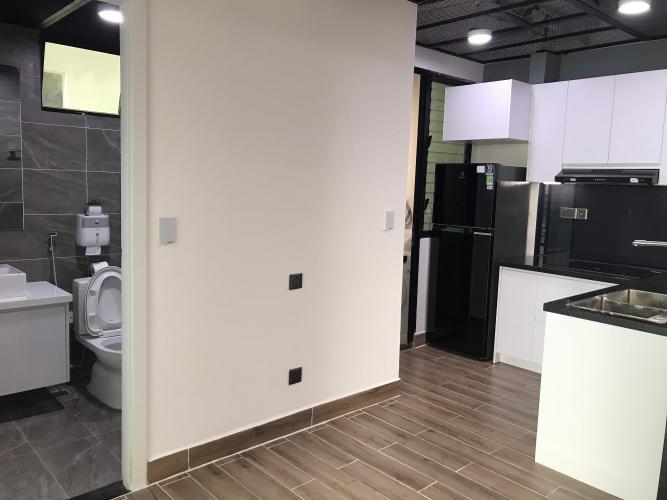 PHÒNG TẮM & BẾP căn hộ Feliz En Vista Căn hộ Feliz En Vista đầy đủ nội thất tinh tế, dọn vào ở ngay.
