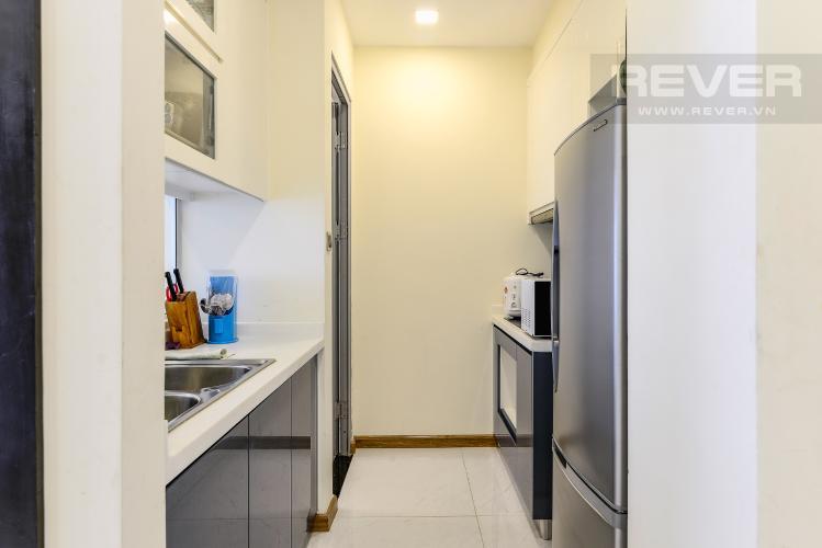 Nhà Bếp Căn hộ Vinhomes Central Park 2 phòng ngủ tầng trung P5 hướng Nam