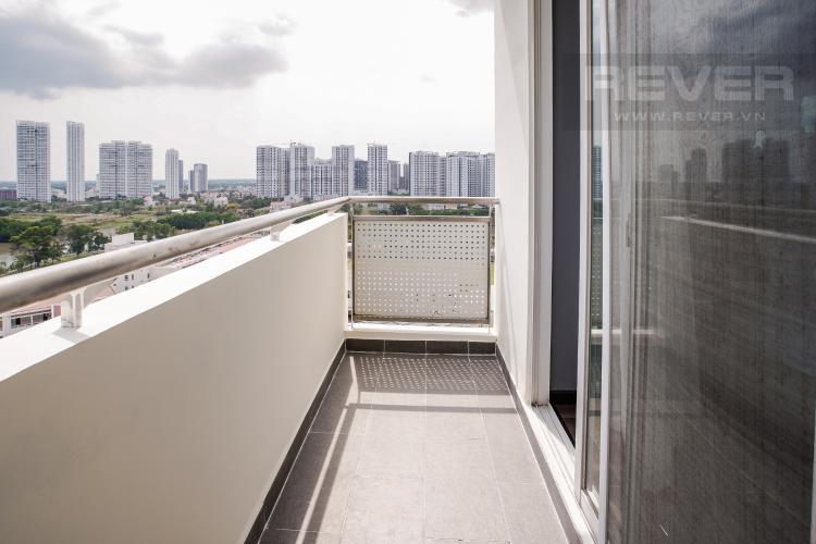 Ban Công 2 Cho thuê căn hộ Grand View 3 phòng ngủ, đầy đủ tiện ích, view sông