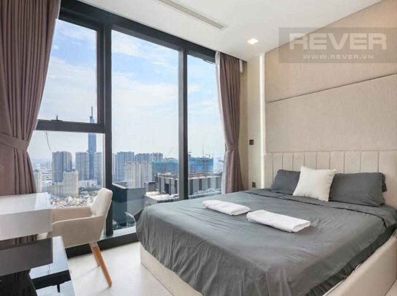 0a82bc3566688036d979 Cho thuê căn hộ Vinhomes Golden River 2PN, tầng cao, tháp The Aqua 2, đầy đủ nội thất, view sông và tháp Landmark 81