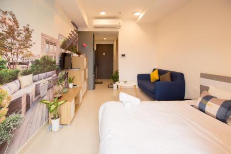 Bán căn hộ RiverGate Residence 1 phòng ngủ, diện tích 26m2, đầy đủ nội thất