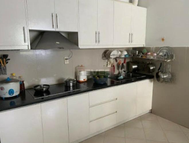 Phòng bếp căn hộ Conic Graden, Bình Chánh. Căn hộ Conic Garden nội thất cơ bản, view tầng cao đón gió thoáng mát.