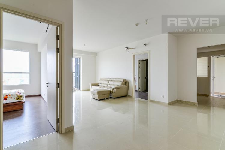 Phòng Khách Căn hộ Vista Verde 2 phòng ngủ tầng trung Lotus hướng Đông Nam