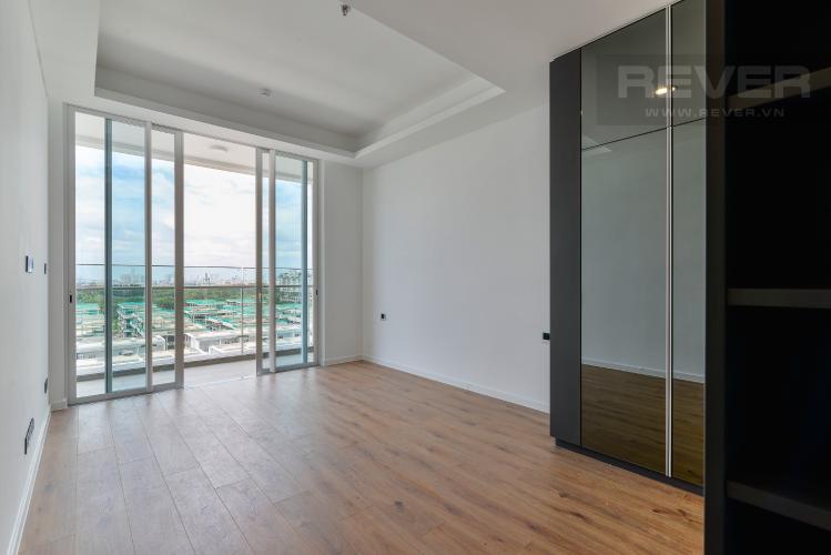 Phòng Ngủ 2 Cho thuê căn hộ Sari Town Sala Đại Quang Minh 3PN, tầng thấp, nội thất cơ bản, hướng Đông Nam đón gió