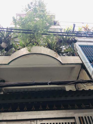 mặt tiền nhà nhà phố quận 4 Nhà phố hẻm Đoàn Văn Bơ diện tích 3.14m x19.7m