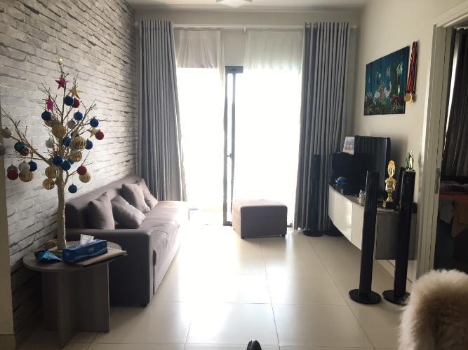 Căn hộ Masteri Thảo Điền tầng trung, view nội khu.