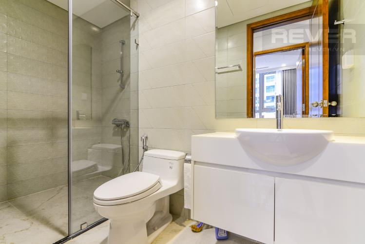 Phòng Tắm 1 Căn hộ Vinhomes Central Park 4 phòng ngủ tầng thấp L1 view công viên