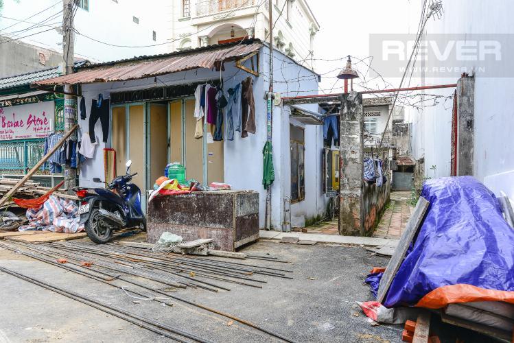Mặt Tiền Nhà Nhà phố hẻm 4m đường Bạch Đằng, quận Tân Bình diện tích rộng