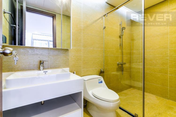 Phòng Tắm 1 Căn hộ Vinhomes Central Park tầng cao 3PN view sông Sài Gòn