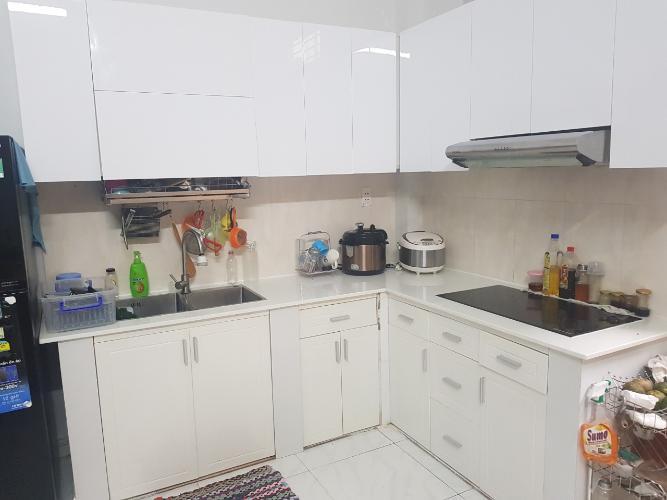 Khu vực bếp nhà phố Chuyên Đùng, Quận 7 Nhà phố quận 7, sổ hồng riêng, khu dân cư an ninh.