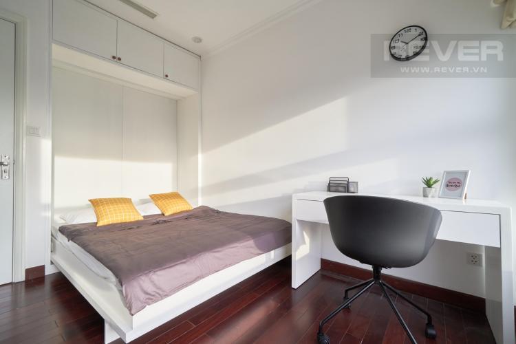 Phòng Ngủ 3 Bán căn hộ Vinhomes Central Park 3PN, tháp The Central 3, đầy đủ nội thất, thiết kế sang trọng