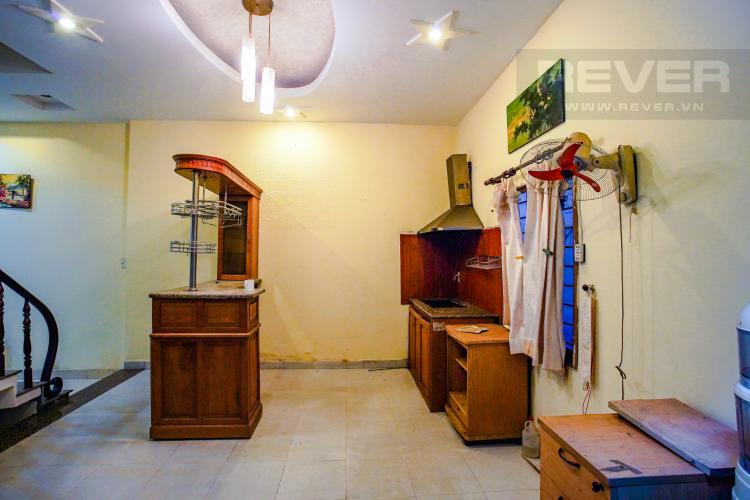 Nhà Bếp Tầng Trệt Bán nhà phố 4PN, 3 tầng, đường nội bộ Xô Viết Nghệ Tĩnh, sổ hồng chính chủ