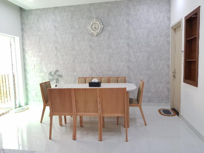 Phòng ăn nhà phố Quận 9 Bán nhà 3 tầng đường Trịnh Công Sơn, Quận 9, hướng Đông Nam, thuộc khu nhà phố Rio Vista Khang Điền
