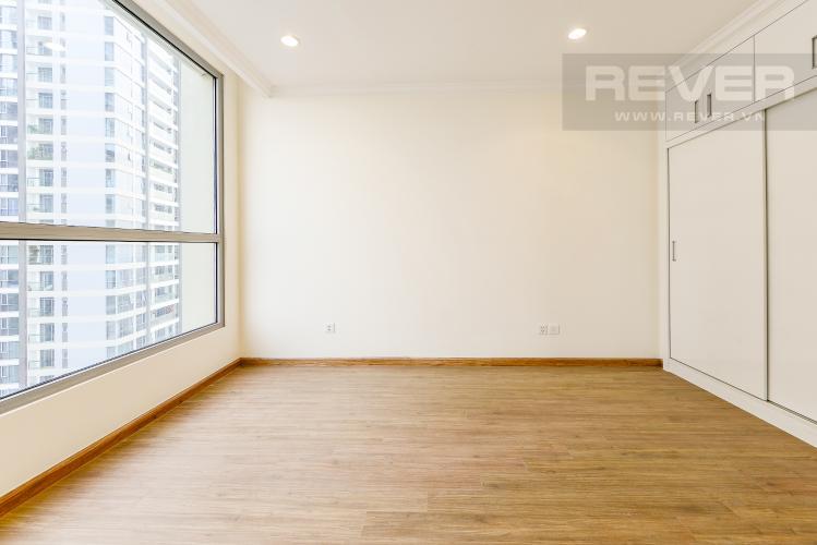 Phòng ngủ 3 Căn hộ Vinhomes Central Park 4 phòng ngủ tầng cao L1 view sông