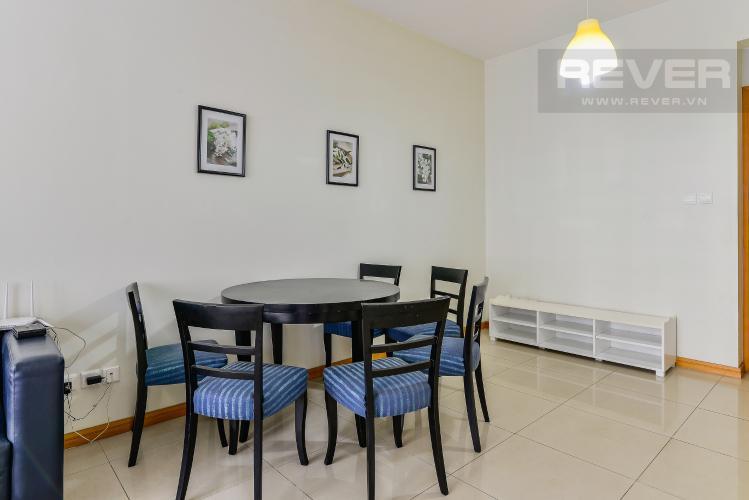 Phòng Ăn Căn hộ Saigon Pearl 2 phòng ngủ tầng thấp R2 nội thất đầy đủ