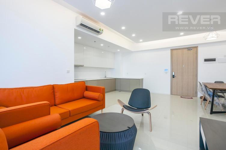 Tổng Quan Căn hộ Estella Heights 2 phòng ngủ tầng cao T1 đầy đủ nội thất