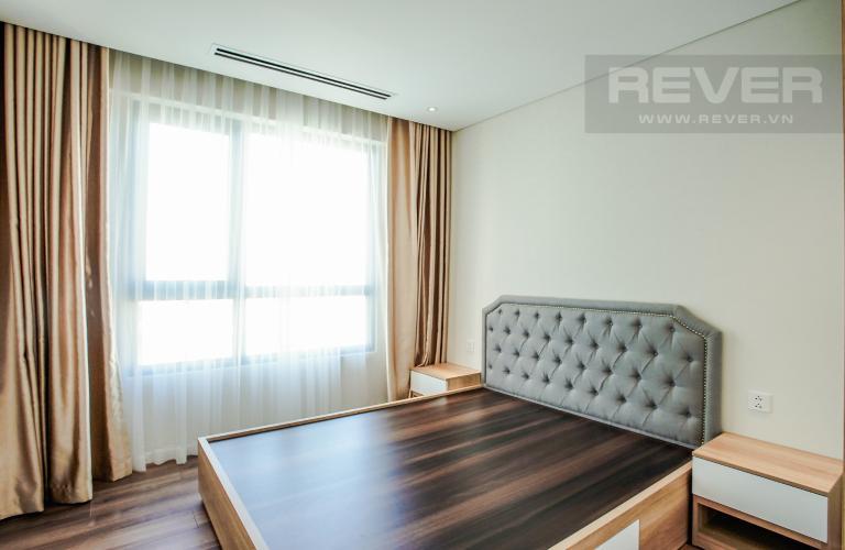 Phòng Ngủ 2 Bán hoặc cho thuê căn hộ Đảo Kim Cương 3PN tầng cao tháp Maldives, đầy đủ nội thất, view sông và Bitexco