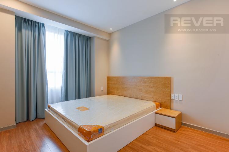 Phòng Ngủ 1 Căn hộ The Gold View 2 phòng ngủ tầng cao A2 nội thất đầy đủ