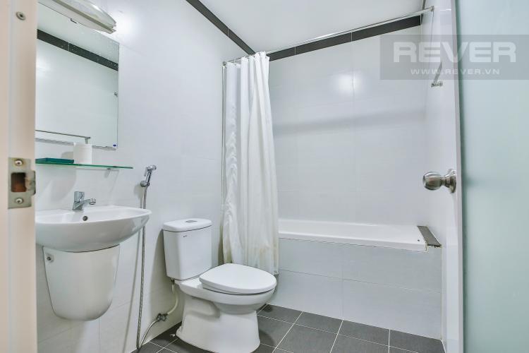 Toilet Căn hộ dịch vụ 60m2 đường số 4 Thảo Điền Quận 2
