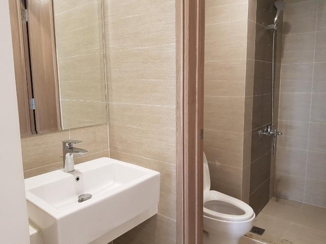 Toilet Vinhomes Grand Park Quận 9 Căn hộ Vinhomes Grand Park trang bị nội thất đầy đủ.