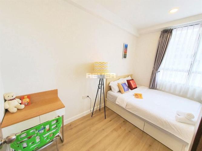 Phòng ngủ căn hộ Icon 56 Căn hộ Icon 56 đầy đủ nội thất tiện nghi, view thoáng mát.