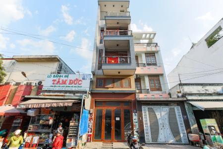Nhà phố mặt tiền đường số 4 phường 16, quận Gò Vấp