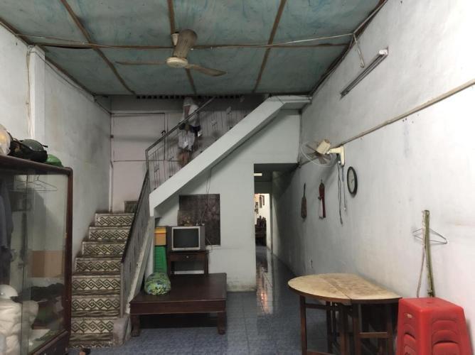 Bán nhà hẻm Phạm Ngũ Lão, Q1 hướng Tây Nam, dân cư sầm uất